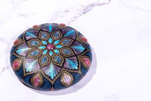 SeaBel- Mandala Stone (Casted Stone)